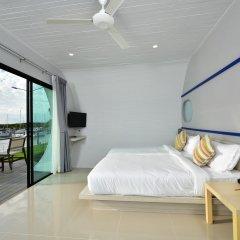 Отель Krabi Boat Lagoon Resort комната для гостей фото 3