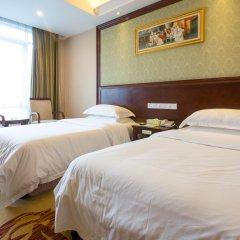Vienna Hotel Guangzhou Shaheding Metro Station Branch комната для гостей фото 3