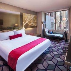 Отель W New York - Times Square США, Нью-Йорк - 1 отзыв об отеле, цены и фото номеров - забронировать отель W New York - Times Square онлайн комната для гостей