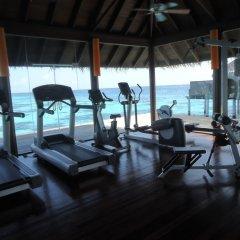 Отель Coco Bodu Hithi Мальдивы, Остров Гасфинолу - отзывы, цены и фото номеров - забронировать отель Coco Bodu Hithi онлайн фитнесс-зал фото 3