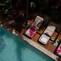 Rosas & Xocolate Boutique Hotel+Spa бассейн фото 2
