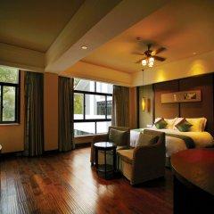 Отель Landison Longjing Resort комната для гостей