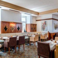 Отель am Mirabellplatz Австрия, Зальцбург - 5 отзывов об отеле, цены и фото номеров - забронировать отель am Mirabellplatz онлайн питание фото 2