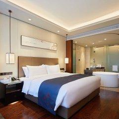Отель Fu Rong Ge Hotel Китай, Сиань - отзывы, цены и фото номеров - забронировать отель Fu Rong Ge Hotel онлайн комната для гостей фото 3