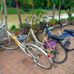 Отель Villa Somphong спортивное сооружение