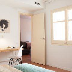 Апартаменты Click&Flat Europa Fira Apartments удобства в номере