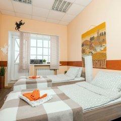 Хостел Dacha комната для гостей фото 3