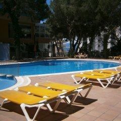 Отель Aparthotel Almonsa Platja Испания, Салоу - 6 отзывов об отеле, цены и фото номеров - забронировать отель Aparthotel Almonsa Platja онлайн бассейн