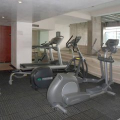 Отель Suites Capri Reforma Angel Мехико фитнесс-зал фото 4