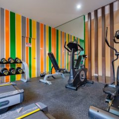 Отель Naina Resort & Spa Таиланд, Пхукет - 3 отзыва об отеле, цены и фото номеров - забронировать отель Naina Resort & Spa онлайн фитнесс-зал фото 2