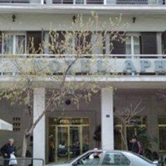 Отель Aris Hotel Греция, Афины - отзывы, цены и фото номеров - забронировать отель Aris Hotel онлайн