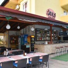Club Ako Apart Турция, Мармарис - 1 отзыв об отеле, цены и фото номеров - забронировать отель Club Ako Apart онлайн гостиничный бар
