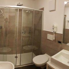Отель Residence La Zondra Долина Валь-ди-Фасса ванная