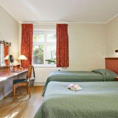 Hotel Zinkensdamm - Sweden Hotels комната для гостей фото 4