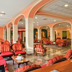 Отель Columbia Италия, Абано-Терме - отзывы, цены и фото номеров - забронировать отель Columbia онлайн интерьер отеля фото 2