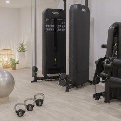 Отель Ayron Park фитнесс-зал фото 3