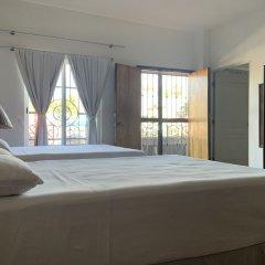 Отель Posada Doña Rubino Мексика, Масатлан - отзывы, цены и фото номеров - забронировать отель Posada Doña Rubino онлайн комната для гостей фото 4