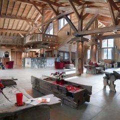 Отель CGH Résidences & Spas Village de Lessy Франция, Ле-Гранд-Бонан - отзывы, цены и фото номеров - забронировать отель CGH Résidences & Spas Village de Lessy онлайн интерьер отеля