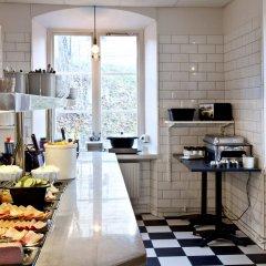 Stf Stockholm/af Chapman & Skeppsholmen Hostel Стокгольм питание