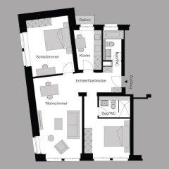 Отель City Stay Seefeld House комната для гостей фото 2