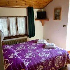 Отель Albergo Meuble Tarandan Форни-ди-Сопра комната для гостей фото 5