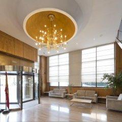 Hotel Vía Castellana интерьер отеля фото 2