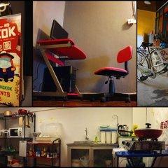 Ideer Hostel Бангкок фитнесс-зал фото 4