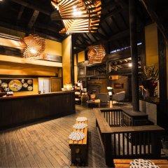 Отель Yamashinobu Минамиогуни гостиничный бар