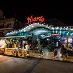 Гостиница Marta городской автобус