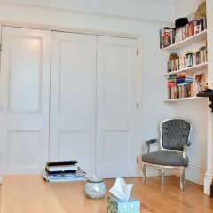 Отель Charming 1 Bedroom Property Next to Hampstead Heath комната для гостей фото 2