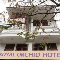 Отель Royal Orchid Hotel Вьетнам, Ханой - отзывы, цены и фото номеров - забронировать отель Royal Orchid Hotel онлайн балкон