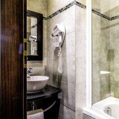 Отель Hôtel de Suède Франция, Ницца - 8 отзывов об отеле, цены и фото номеров - забронировать отель Hôtel de Suède онлайн ванная фото 2