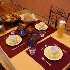 Отель Riad Nabila Марракеш питание