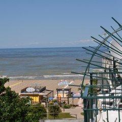 Hotel Plaza пляж