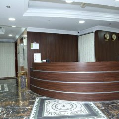 Отель Safari Hotel Apartments ОАЭ, Аджман - отзывы, цены и фото номеров - забронировать отель Safari Hotel Apartments онлайн интерьер отеля фото 2