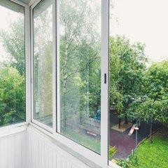 Отель Lakshmi Alekseevskaya Москва балкон