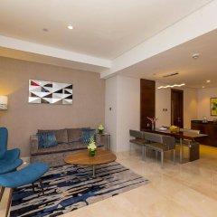 Отель Flora Al Barsha Mall of the Emirates интерьер отеля фото 3