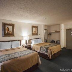 Отель Comfort Inn & Suites Downtown Edmonton комната для гостей фото 5