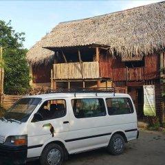 Отель Coco cabañas парковка
