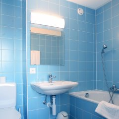 Отель Lido ванная фото 2