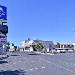 Отель Americas Best Value Inn Downtown Las Vegas США, Лас-Вегас - отзывы, цены и фото номеров - забронировать отель Americas Best Value Inn Downtown Las Vegas онлайн парковка