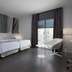Отель NH Barcelona Stadium комната для гостей фото 3
