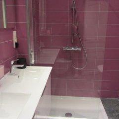 Отель Le Comté de Nice Centre ванная