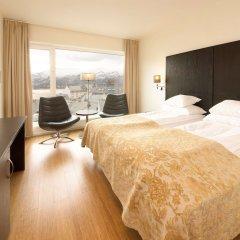 Отель Scandic Parken Норвегия, Олесунн - отзывы, цены и фото номеров - забронировать отель Scandic Parken онлайн комната для гостей фото 3