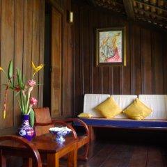 Отель Villa Maydou Boutique Hotel Лаос, Луангпхабанг - отзывы, цены и фото номеров - забронировать отель Villa Maydou Boutique Hotel онлайн комната для гостей