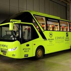 Отель Conrad Macao Cotai Central городской автобус