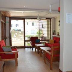 Отель Maakanaa Lodge интерьер отеля фото 3