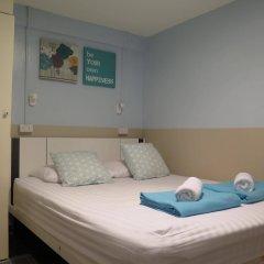 I-Sleep Silom Hostel комната для гостей