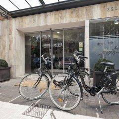 Отель Acta Antibes Барселона спортивное сооружение