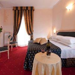 Отель c-hotels Club House Roma 4* Стандартный номер с различными типами кроватей фото 24